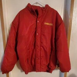 Florida State Seminoles Starter Coat/Jacke…